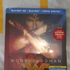 Cine: WONDER WOMAN STEELBOOK. Lote 207234630