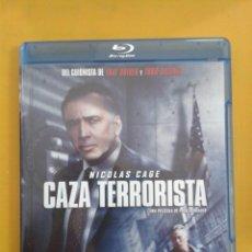 Cine: CAZA TERRORISTA (NICOLAS CAGE). Lote 111728023