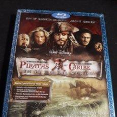 Cinema - Piratas del caribe en el fin del mundo ( bluray SEGUNDAMANO) - 111771323