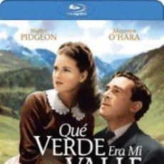 Cine: QUÉ VERDE ERA MI VALLE DIRECTOR: JOHN FORD ACTORES: WALTER PIDGEON, MAUREEN O´HARA, ANNA LEE. Lote 112538751