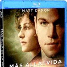 Cine: MÁS ALLÁ DE LA VIDA DIRECTOR: CLINT EASTWOOD ACTORES: MATT DAMON, CECILE DE FRANCE, JAY MOHR. Lote 112899499