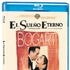 Cine: EL SUEÑO ETERNO DIRECTOR: HOWARD HAWKS ACTORES: HUMPHREY BOGART, LAUREN BACALL, JOHN RIDGELY. Lote 112901239