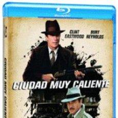 Cine: CIUDAD MUY CALIENTE DIRECTOR: RICHARD BENJAMIN ACTORES: CLINT EASTWOOD, BURT REYNOLDS. Lote 112901935