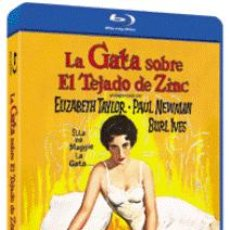 Cine: LA GATA SOBRE EL TEJADO DE ZINC DIRECTOR: RICHARD BROOKS ACTORES: ELIZABETH TAYLOR, PAUL NEWMAN. Lote 112902707