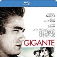 Cine: GIGANTE DIRECTOR: GEORGE STEVENS ACTORES: ELIZABETH TAYLOR, ROCK HUDSON, JAMES DEAN, CARROLL BAKER. Lote 112905495