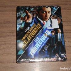 Coleccion LOS PROTECTORES + PHOENIX WRIGHT Edicion Especial 2 BLU-RAY DISC + 2 DVD Nuevo PRECINTADO