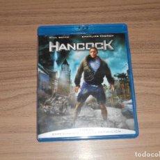 HANCOCK Blu-Ray Disc WILL SMITH Charlize Theron