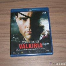 VALKIRIA Blu-Ray Disc TOM CRUISE Nuevo PRECINTADO