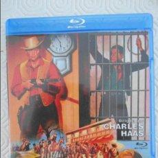 Cine: EL ULTIMO SOL. BLURAY DE LA PELICULA DE CHARLES HAAS. CON JOHN AGAR, MAMIE VAN DOREN Y RICHARD BOONE. Lote 113564675