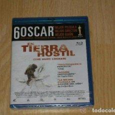 Cine: EN TIERRA HOSTIL BLU-RAY DISC NUEVO PRECINTADO. Lote 288485008