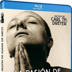 Cine: LA PASIÓN DE JUANA DE ARCO (BLU-RAY) (BD-R) (LA PASSION DE JEANNE D'ARC). Lote 116052383