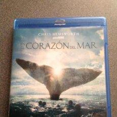 Cine: RON HOWARD. EN EL CORAZÓN DEL MAR. CHRIS HEMSWORTH. Lote 116067083