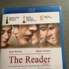 Cine: STEPHEN DALDRY. THE READER ( EL LECTOR ). KATE WINSLET. RALPH FIENNES. Lote 116067247