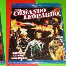 Cine: COMANDO PATOS SALVAJES + COMANDO LEOPARDO + COMANDO SUICIDA - 3 BLURAYS PRECINTADAS. Lote 118298963