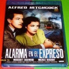Cine: ALARMA EN EL EXPRESO / THE LADY VANISHES - ALFRED HITCHCOCK - AREA B - PRECINTADA. Lote 118987683