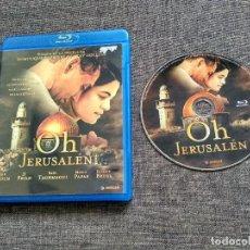 Cine: CD OH JERUSALEN - IAN HOLM - JJ FEILD - SAID TAGHMAQUI - MARIA PAPAS - BRUEL. Lote 119076607