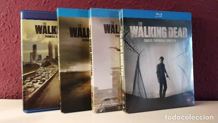 the walking dead 4 temporadas - Kaufen Kinofilme Blu-Ray Disc in ...