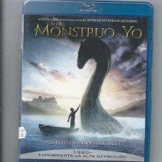 Cine: MI MONSTRUO Y YO - PELICULA EN BLU-RAY -SEGUNDA MANO- ESTADO DVD BUENO. Lote 120407707