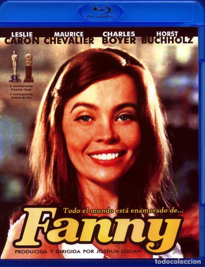 FANNY (BLU-RAY DISC BD) LESLIE CAROL - MAURICE CHAVALIER - HORST BUCHHOLZ - CHARLES BOYER (Cine - Películas - Blu-Ray Disc)