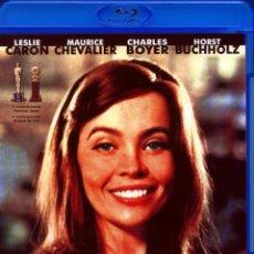 Cine: FANNY (BLU-RAY DISC BD) LESLIE CAROL - MAURICE CHAVALIER - HORST BUCHHOLZ - CHARLES BOYER. Lote 228955095