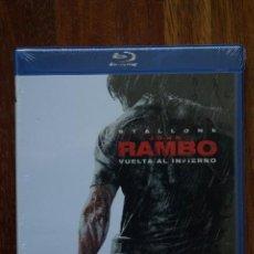 Cine: RAMBO (VUELTA AL INFIERNO). Lote 121462635