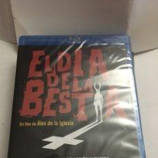 Cine: EL DÍA DE LA BESTIA BLU-RAY NUEVO PRECINTADO. Lote 121518991