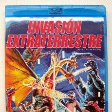Cine: INVASIÓN EXTRATERRESTRE - ISHIRO HONDA. Lote 121551519