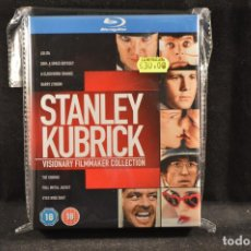 Cine: STANLEY KUBRICK - VISIONARY FILMMAKER COLLECTION - BLU RAY. Lote 121754607