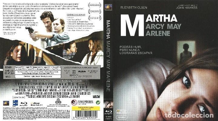 MARTHA MARCY MAY MARLENE - SEAN DURKIN (Cine - Películas - Blu-Ray Disc)