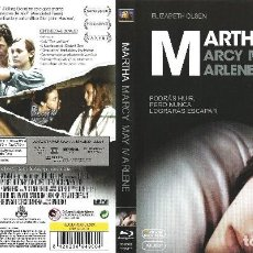 Cine: MARTHA MARCY MAY MARLENE - SEAN DURKIN. Lote 122046139