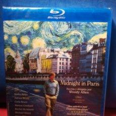 Cine: MIDNIGHT IN PARIS BLU-RAY PRECINTADO. Lote 122227011