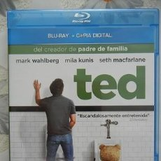 Cine: BLU-RAY TED. Lote 123475415