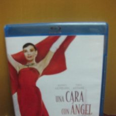Cine: UNA CARA CON ANGEL. AUDREY HEPBURN. FRED ASTAIRE. BLU-RAY DISC. . Lote 124720163