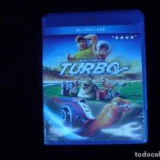Kino - turbo bluray + dvd - como nuevos - 127972347