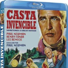 Cine: CASTA INVENCIBLE (BLU-RAY) (BD-R) (SOMETIMES A GREAT NOTION). Lote 128406970