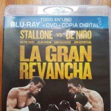 Cine: LA GRAN REVANCHA BLU RAY + DVD. Lote 128647755