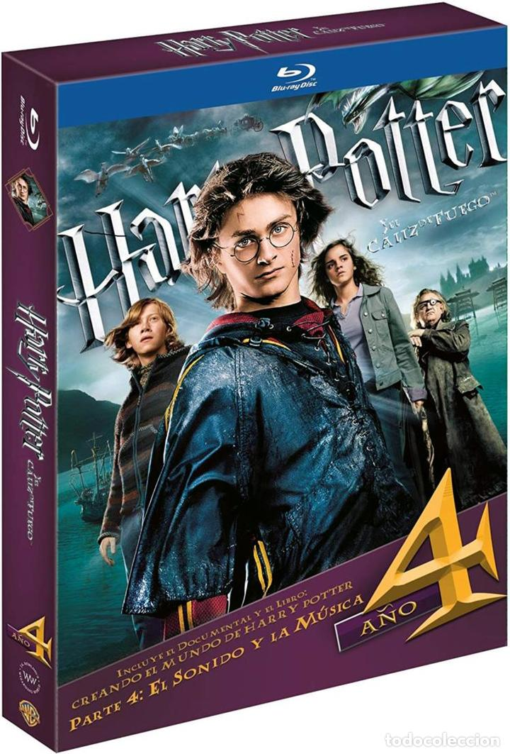 Harry potter y el caliz usado - compra & venta - los mejores precios