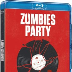 Cine: ZOMBIES PARTY - EDGAR WRIGHT. Lote 129481355
