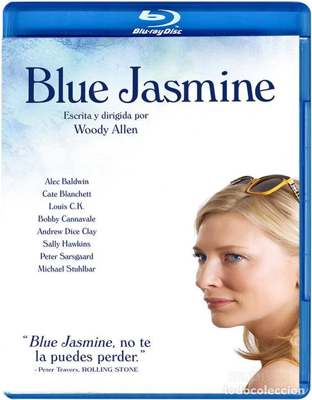 BLUE JASMINE BLU-RAY [BLU-RAY] (Cine - Películas - Blu-Ray Disc)