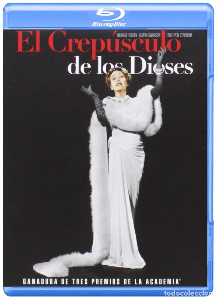 EL CREPÚSCULO DE LOS DIOSES [BLU-RAY] (Cine - Películas - Blu-Ray Disc)