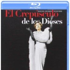 Cine: EL CREPÚSCULO DE LOS DIOSES [BLU-RAY]. Lote 129972579