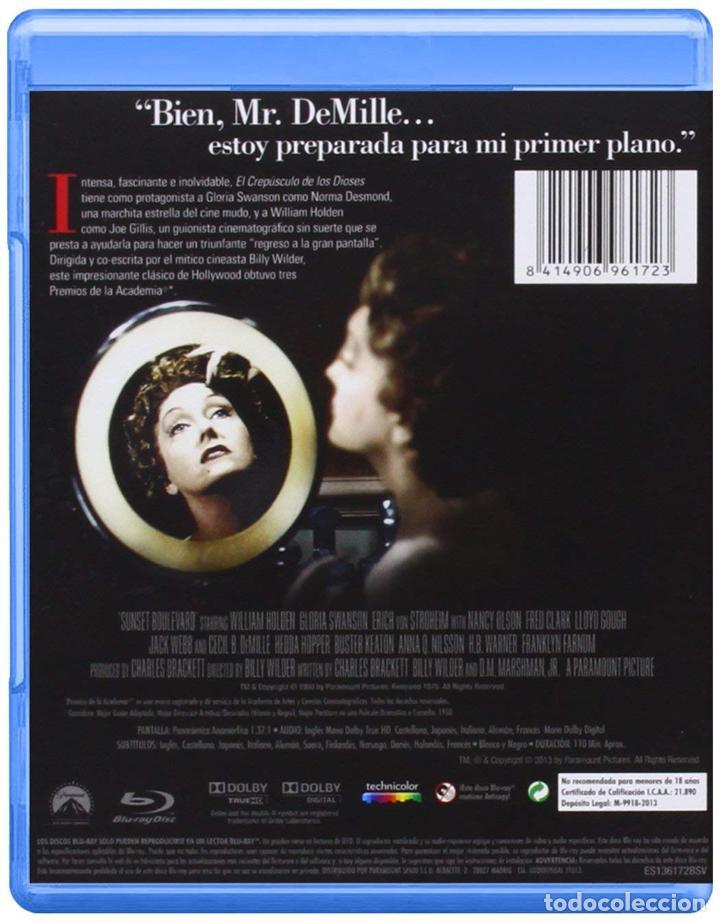 Cine: El Crepúsculo De Los Dioses [Blu-ray] - Foto 2 - 129972579
