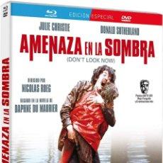 Cine: AMENAZA EN LA SOMBRA (COMBO) [BLU-RAY]. Lote 129975511