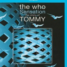 Cine: SENSATION: THE STORY OF THE WHO'S TOMMY [BLU-RAY]. Lote 129975903