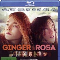 Cine: GINGER & ROSA [ALEMANIA] [BLU-RAY]. Lote 129977255