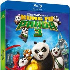 Cine: KUNG FU PANDA 3 [BLU-RAY]. Lote 129977743