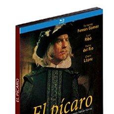 Cine: EL PÍCARO [BLU-RAY] FERNANDO FERNÁN GÓMEZ (ACTOR, DIRECTOR). Lote 130357710