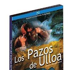 Cine: LOS PAZOS DE ULLOA [BLU-RAY] JOSÉ LUIS GÓMEZ (ACTOR), OMERO ANTONUTTI (ACTOR). Lote 130357762