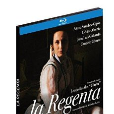 Cine: LA REGENTA [BLU-RAY] AITANA SÁNCHEZ-GIJÓN (ACTOR), HÉCTOR ALTERIO (ACTOR). Lote 130357862