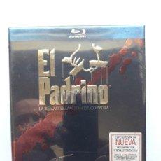 Cine: EL PADRINO FRANCIS FORD COPPOLA. ESTUCHE 4 DISCOS. INCLUYE LAS TRES PARTES DE LA PELICULA.. Lote 130026867